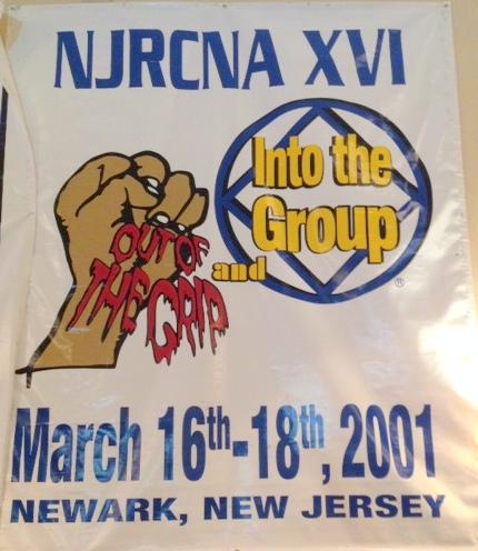 Out of the Grip - Into the Group March 2001 NJRCNA XVI