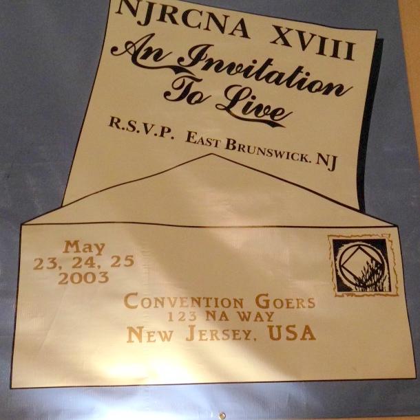 An Invitation to Live May 2003 NJRCNA XVIII