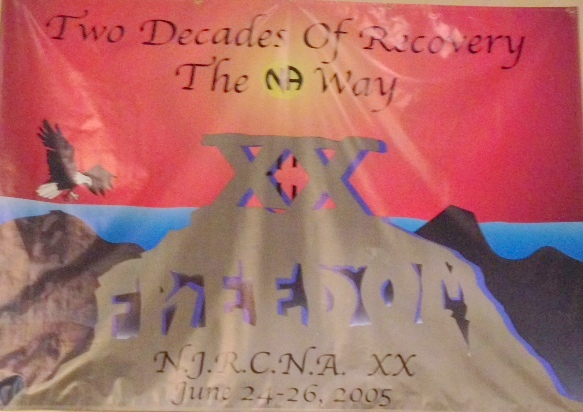 Two Decades of Recovery The NA Way June 2005 NJRCNA XX