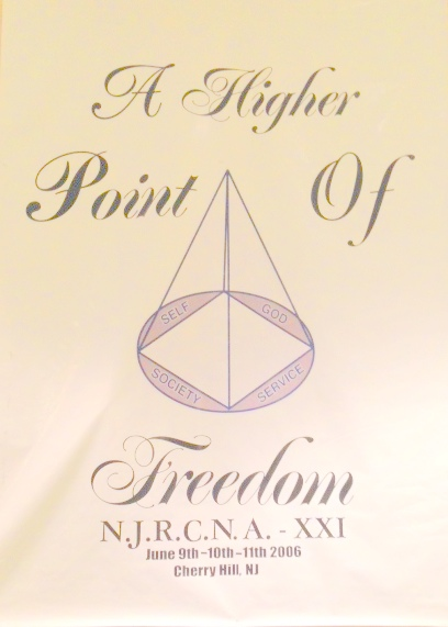 A Higher Point of Freedom June 2006 NJRCNA XXI