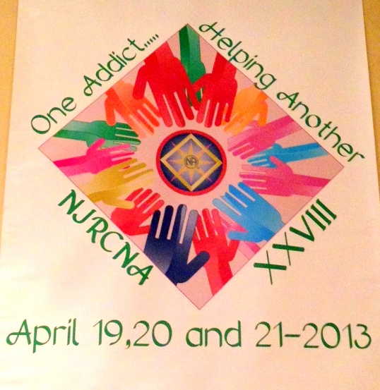 One Addict Helping Another April 2013 NJRCNA XXVIII